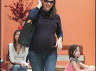 REPORTAGE PHOTOS : Jennifer Garner... à 36 ans elle reste une vraie gamine, regardez !