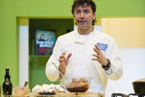 Jean-Christophe Novelli : Le bébé de 8 semaines du chef atteint d'un cancer...