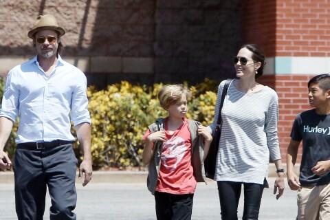 Divorce d'Angelina Jolie et Brad Pitt : Il demande la garde de ses 6 enfants !