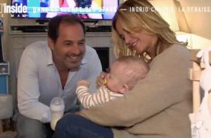 Ingrid Chauvin, en toute intimité avec son fils : Confidences de son époux