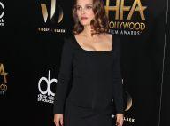 Natalie Portman : Enceinte et sublime, elle brille devant Mel Gibson consacré