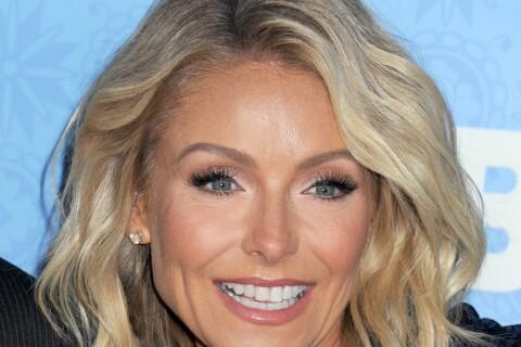 Kelly Ripa : Le visage figé par le Botox, elle raconte