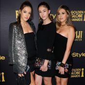 Sylvester Stallone fier : Ses trois filles seront les bombes des Golden Globes