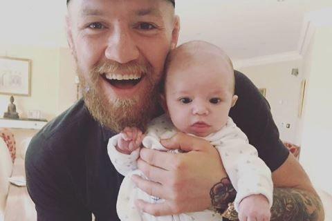 Conor McGregor : Le champion UFC va devenir papa !