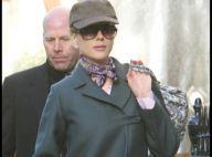 PHOTOS EXCLUSIVES : Nicole Kidman a piqué le sac de... Rachida Dati !