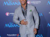 Dwayne Johnson : Coup de chaud sur tapis rouge pour l'homme le plus sexy de 2016