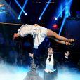 Exclusif - Vanessa Guide et Dani Lary - 53e Gala de l'Union des artistes, mise en scène par Claude Lelouch au Cirque d'Hiver Bouglione, enregistré le 13 juin 2016. Diffusion sur France 2, le mardi22 novembre à 20h55. @Dominique Jacovides/Bestimage