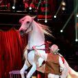 Exclusif - Chantal Ladesou - 53e Gala de l'Union des artistes, mise en scène par Claude Lelouch au Cirque d'Hiver Bouglione, enregistré le 13 juin 2016. Diffusion sur France 2, le mardi22 novembre à 20h55. @Dominique Jacovides/Bestimage
