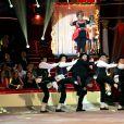 Exclusif - Artus et la troupe Adama - 53e Gala de l'Union des artistes, mise en scène par Claude Lelouch au Cirque d'Hiver Bouglione, enregistré le 13 juin 2016. Diffusion sur France 2, le mardi22 novembre à 20h55. @Dominique Jacovides/Bestimage