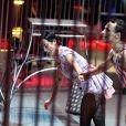 Exclusif - Alizée et son compagnon Grégoire Lyonnet - 53e Gala de l'Union des artistes, mise en scène par Claude Lelouch au Cirque d'Hiver Bouglione, enregistré le 13 juin 2016. Diffusion sur France 2, le mardi22 novembre à 20h55. @Dominique Jacovides/Bestimage