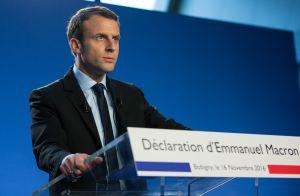 Emmanuel Macron, rassuré par son épouse Brigitte, se déclare enfin...