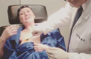 Shannen Doherty : Avant la radiothérapie, elle se dévoile en toute intimité