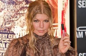 PHOTOS : Quand Fergie joue sur la transparence...