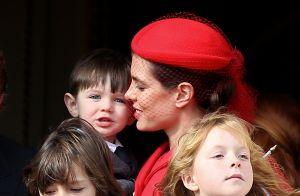 Charlotte Casiraghi maman épanouie avec son fils Raphaël, star surprise à Monaco