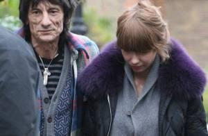 PHOTOS : Ronnie Wood des Rolling Stones, en sortie avec sa très... très jeune compagne !