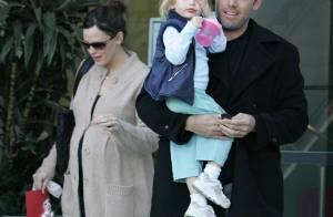 PHOTOS : Incroyable, Ben Affleck est papa ! Enfin : il s'occupe de sa fille, quoi...