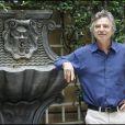 Le réalisateur Curtis Hanson à Rome, le 15 juin 2007.
