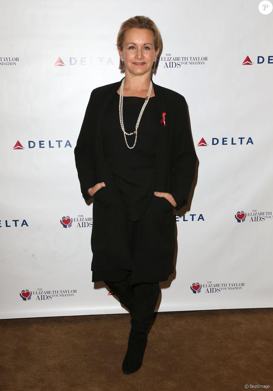 Gabrielle Carteris à la soirée caritative 'SAG-AFTRA and The Elizabeth Taylor AIDS' à Los Angeles, le 30 novembre 2016.