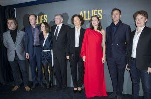 Brad Pitt - Camille Cottin gênée avec la star: