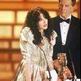 """En 1989, Isabelle Adjani remporte le César de la meilleure actrice pour """"Camille Claudel"""", le 2 mars 1989."""