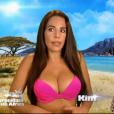 Kim des Marseillais de W9 dans un épisode diffusé le 3 mai 2016.