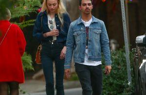 Joe Jonas et Sophie Turner : Les amoureux passent un cap !