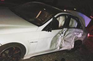 Casper Smart : L'ex de Jennifer Lopez victime d'un étrange accident de voiture