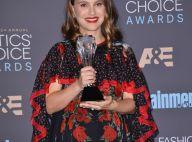 """Critics' Choice Awards : Natalie Portman enceinte et triomphante pour """"Jackie"""""""