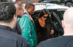 Kim Kardashian toujours en crise face à Kanye West :