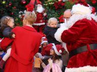 Charlene et Albert de Monaco : Gabriella en pleurs, Jacques scrute le père Noël