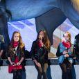 """Exclusif - Kids United - Tournage de l'émission """"Merci Renaud"""" dans les studios de la Plaine Saint-Denis le 15 novembre 2016, qui sera diffusée le samedi 17 décembre 2016 en prime time sur France 2. © Cyril Moreau / Bestimage"""