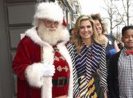 Maxima des Pays-Bas : Un look trop osé pour rivaliser avec le Père Noël ?
