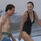 Sharon Stone : canon et amoureuse au soleil avec son chéri de 62 ans
