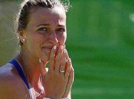 """Petra Kvitova : """"Secouée"""" après son agression, mais """"chanceuse d'être en vie"""""""