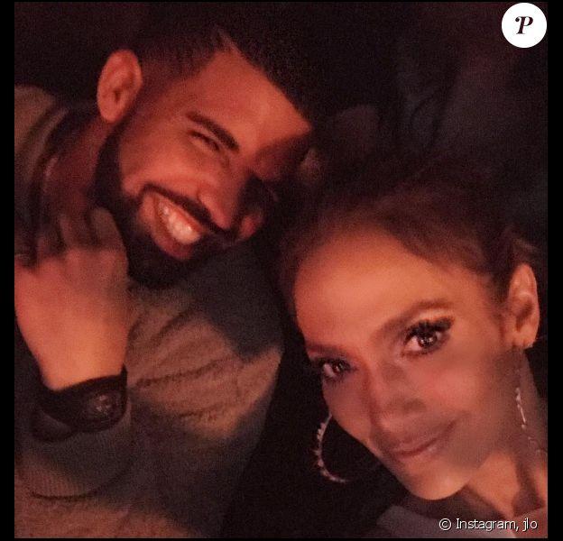 Drake et Jennifer Lopez à Las Vegas le 11 décembre 2016