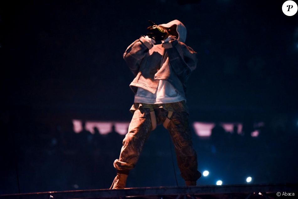Kanye west au madison square garden new york le 5 septembre 2016 purepeople for Madison square garden kanye west
