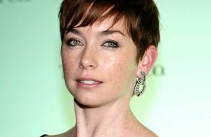 Julianne Nicholson, de New York section criminelle, enceinte de son deuxième enfant...