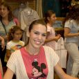 Christy Carlson Romano - Soirée Mickey Mouse 75th Anniversary Celebration à New York, le 12 août 2005