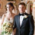 Christy Romano et son mari   Brendan   Rooney, le 31 décembre 2013.