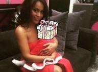 Amel Bent partage les images de son tendre Noël avec sa fille et ses proches