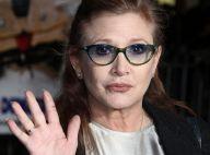 """Carrie Fisher, interviewée peu avant sa mort : """"Je ne vais pas aimer mourir"""""""
