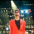 """"""" George Michael en concert en 1991. """""""