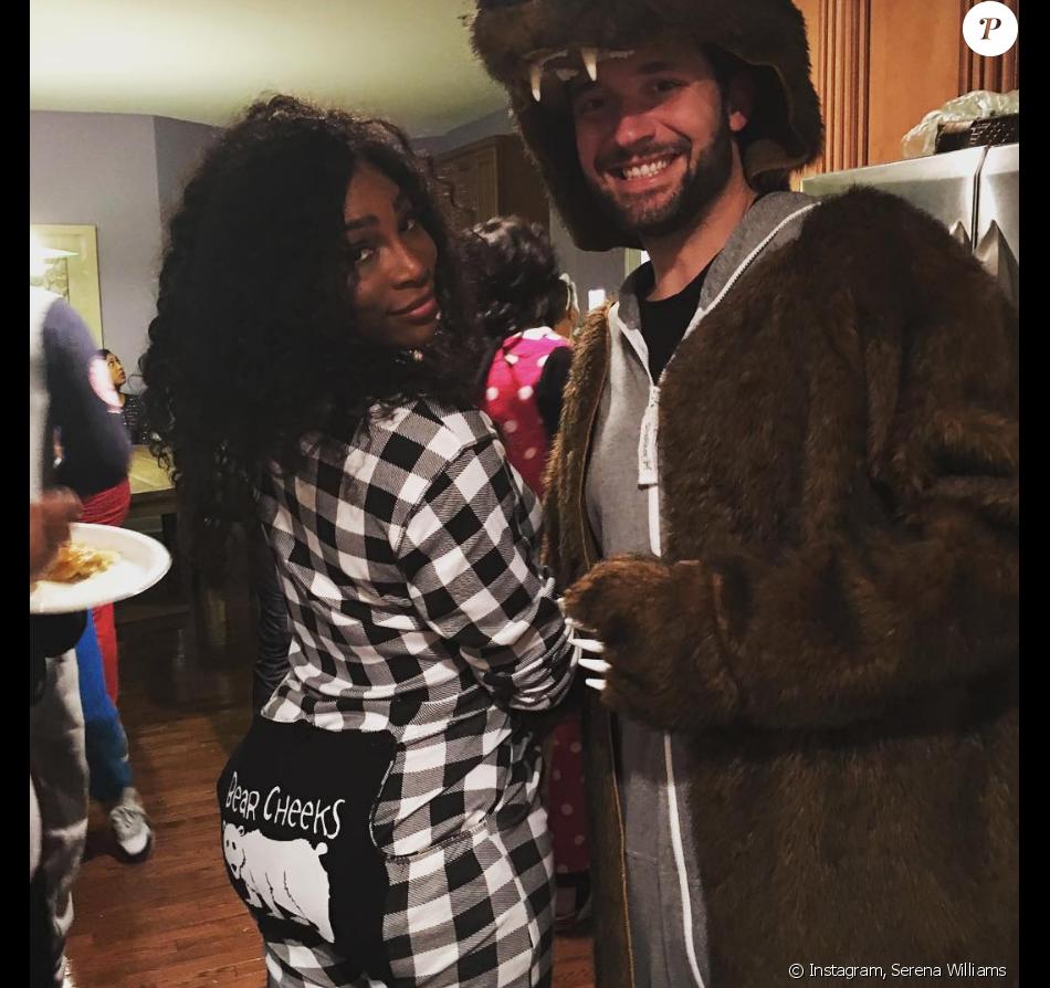 Serena Williams s'est fiancée au cofondateur de Reddit
