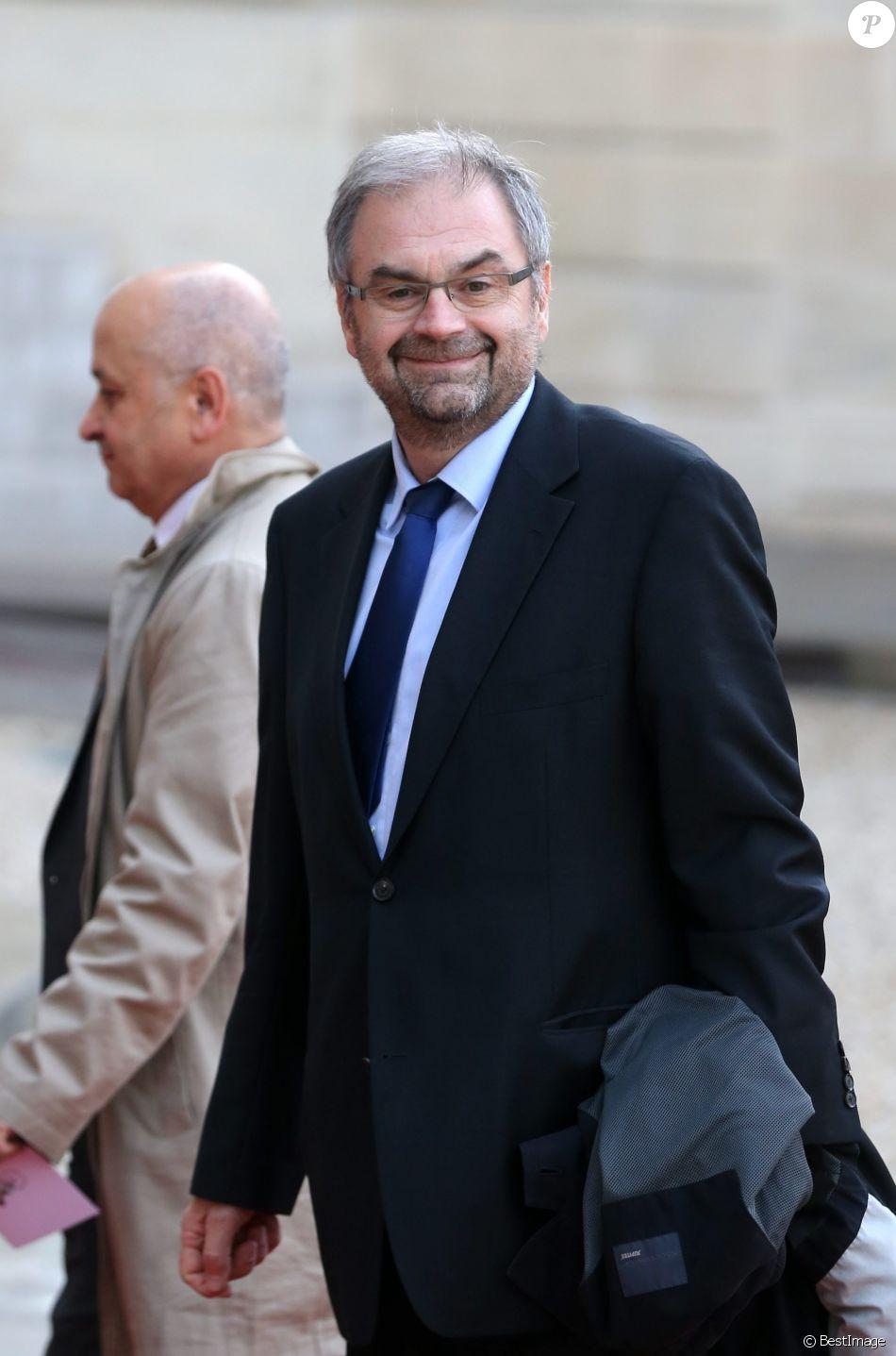 François Chérèque - Dîner d'Etat au Palais de l'Elysée en l'honneur du président Tunisien Béji Caïd Essebsi à Paris le 7 avril 2015.
