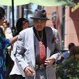 """""""Joe Jackson se rend chez le docteur accompagné de sa femme Katherine Jackson à Beverly Hills, le 17 août 2016"""""""