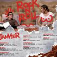"""""""Le planning des avant-premières de """"Rock'n'Roll"""", avec Guillaume Canet et Marion Cotillard."""""""