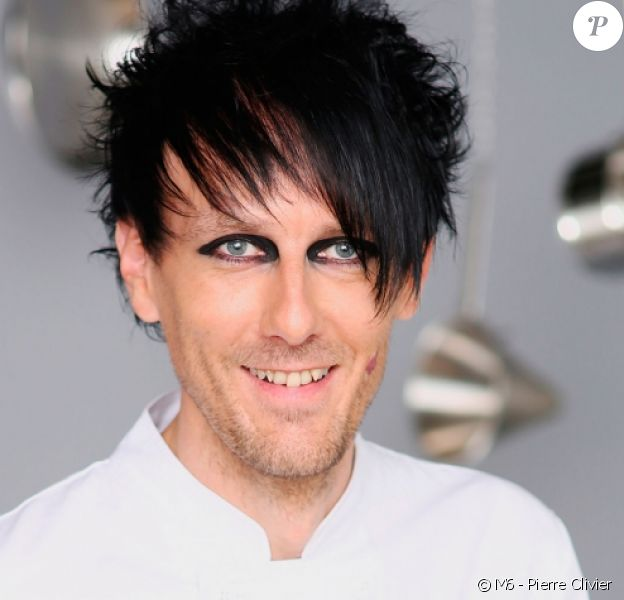 Olivier Streiff, dans Top Chef 2015.