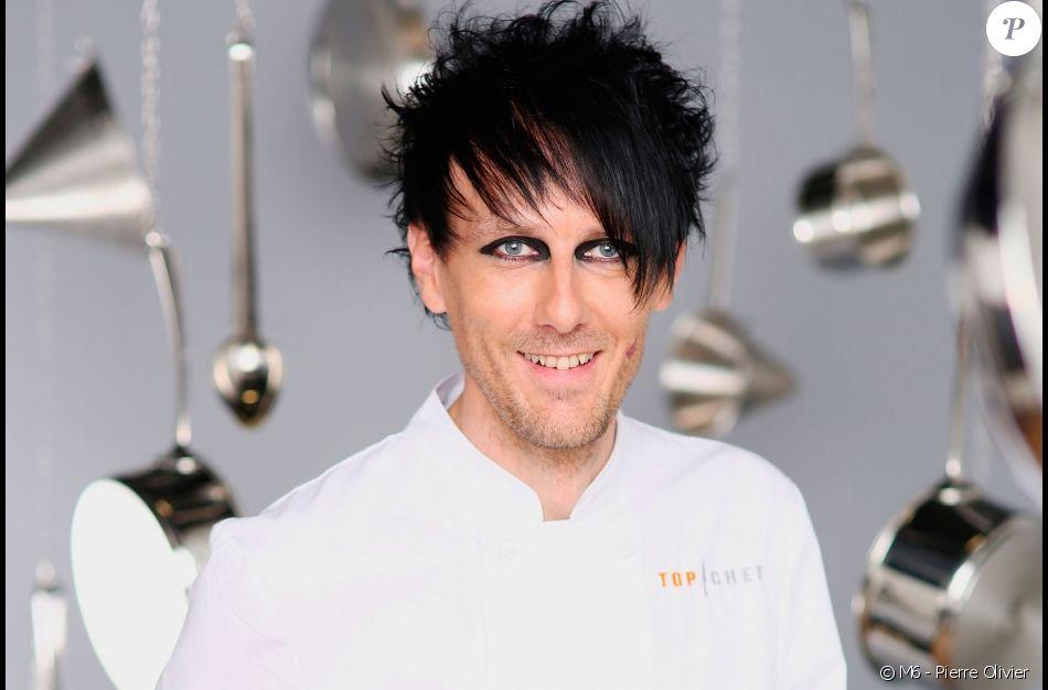 Olivier Streiff, dans  Top Chef 2015 .