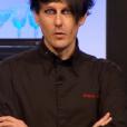 Olivier Streiff dans  Top Chef 2016  sur M6. Episode du 29 février 2016.