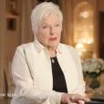 """""""Line Renaud se confie dans """" Sept à Huit """" sur TF1. Le 9 janvier 2016."""""""